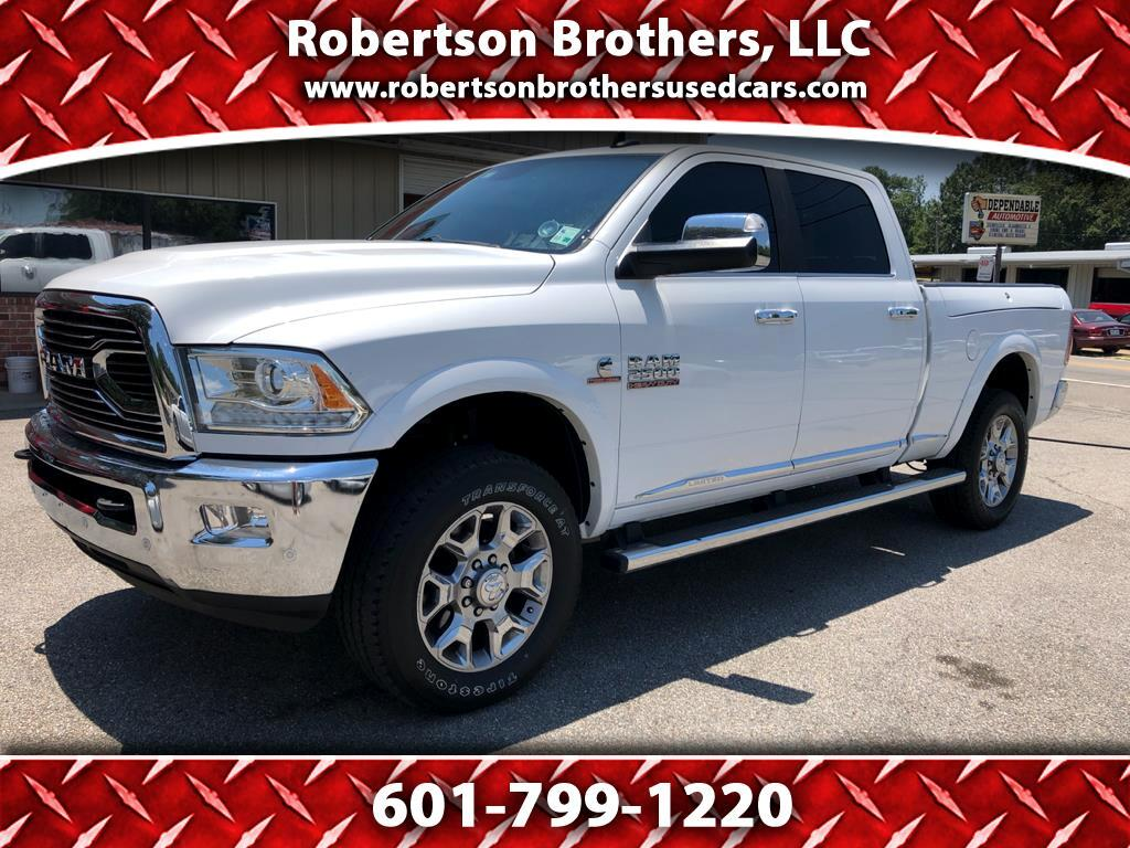 "2016 RAM 2500 Limited 4x4 Mega Cab 6'4"" Box"