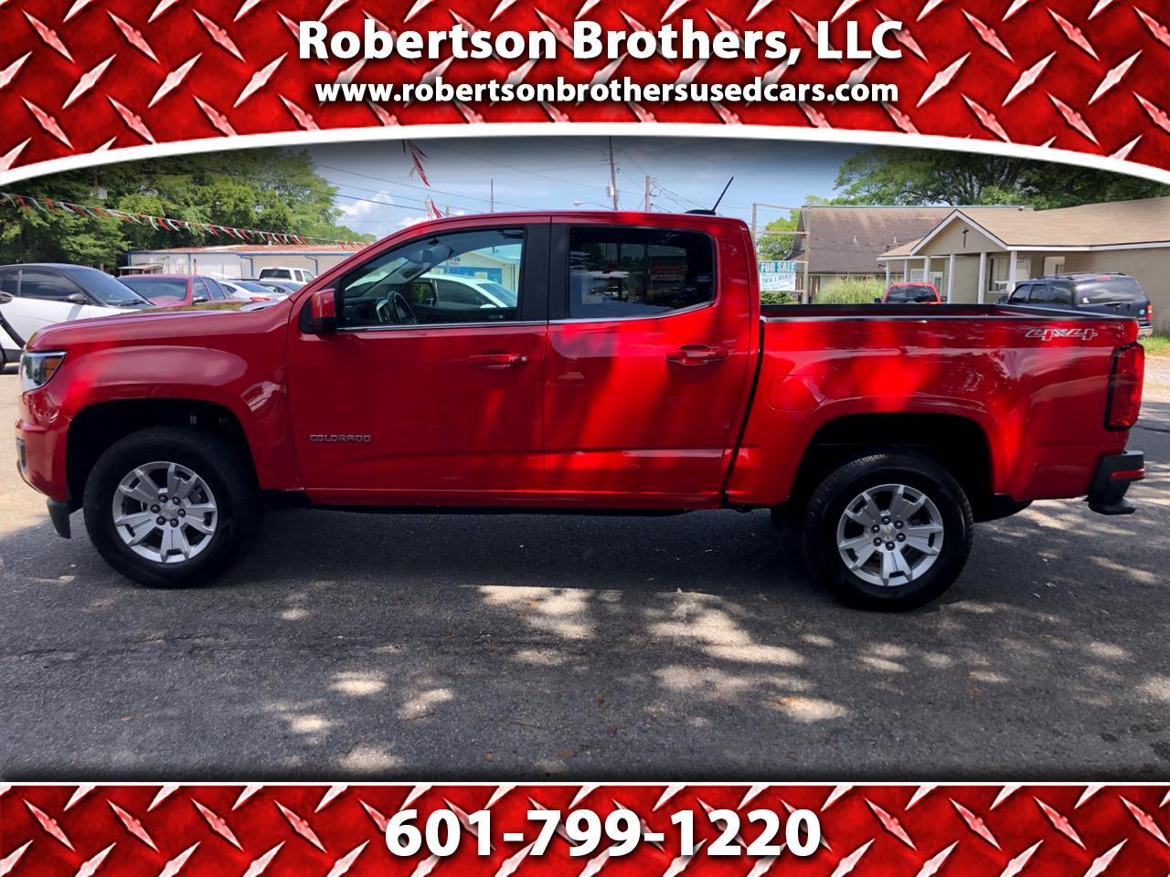Used 2019 Chevrolet Colorado for Sale in Picayune, MS 39466