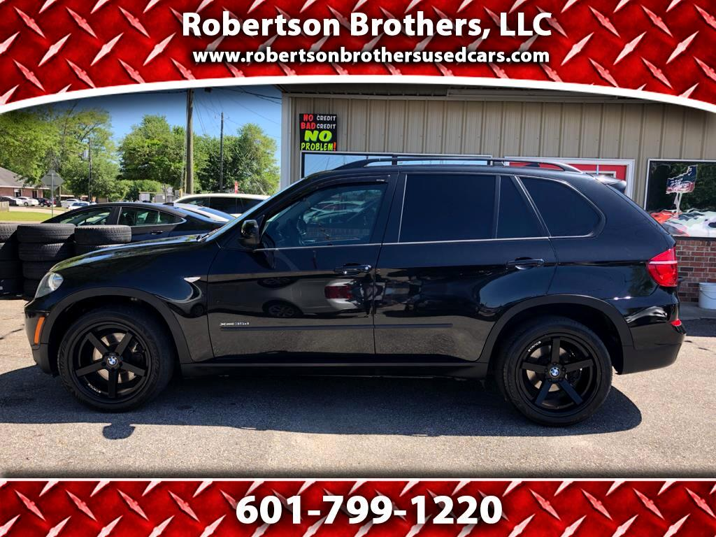 2012 BMW X5 AWD 4dr xDrive35d
