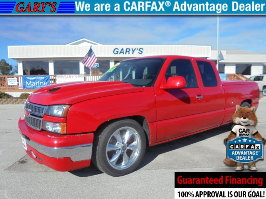 2006 Chevrolet Silverado 1500 REGENCY RST PACKAGE