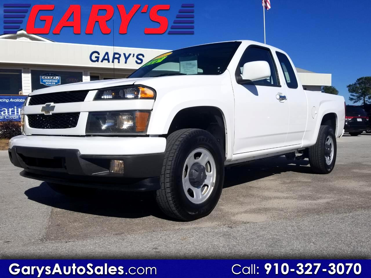 2011 Chevrolet Colorado Work Truck Ext. Cab 4WD