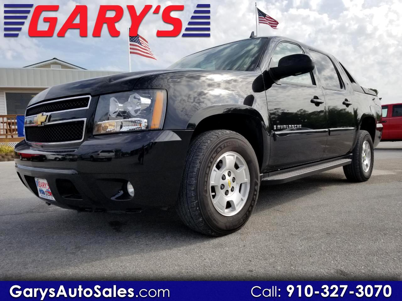 Chevrolet Avalanche LT3 2WD 2007