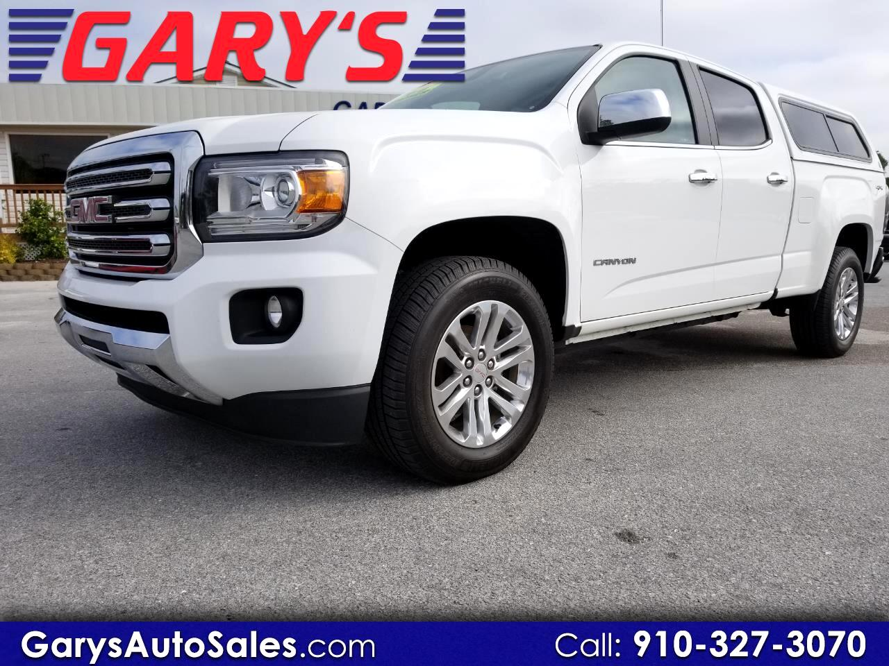 2016 GMC Canyon SLT Crew Cab 4WD Short Box
