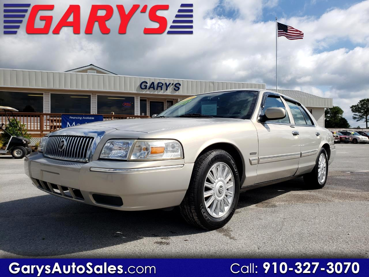 2009 Mercury Grand Marquis LS