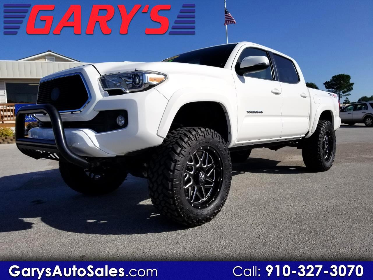 2016 Toyota Tacoma TRD Sport 4x4 Double Cab