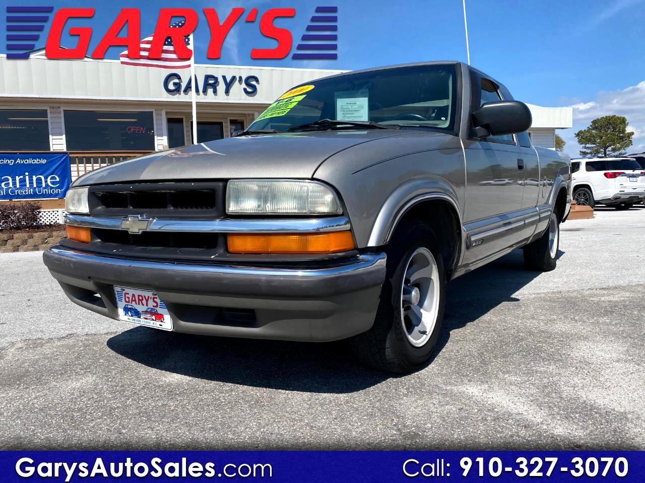 Chevrolet S10 Pickup LS Ext. Cab 2WD 2000