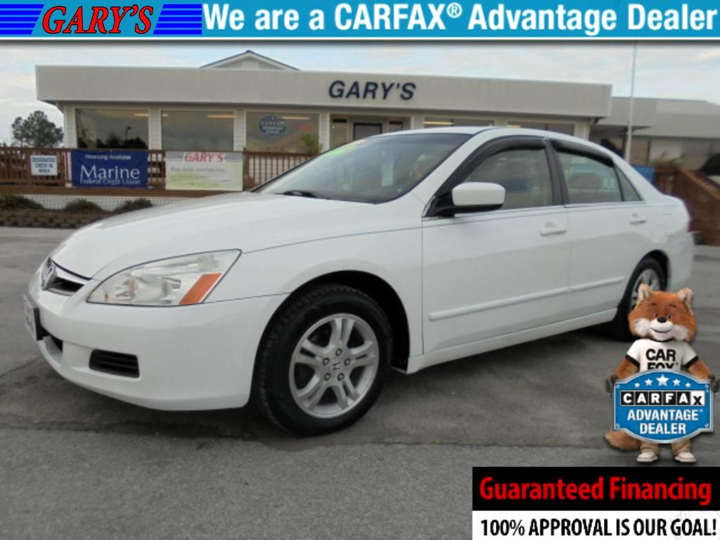 2007 Honda Accord EX Sedan AT