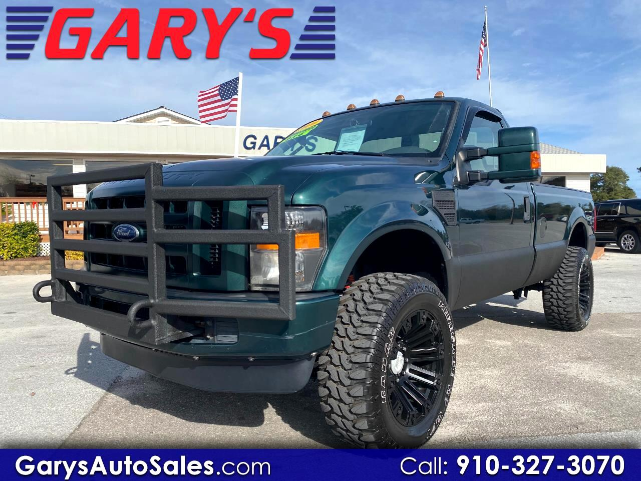 Ford F-250 SD XL 4WD 2010