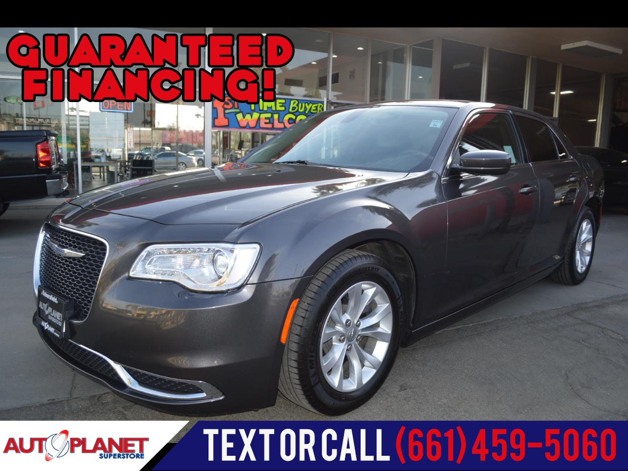 2015 Chrysler 300 Limited RWD