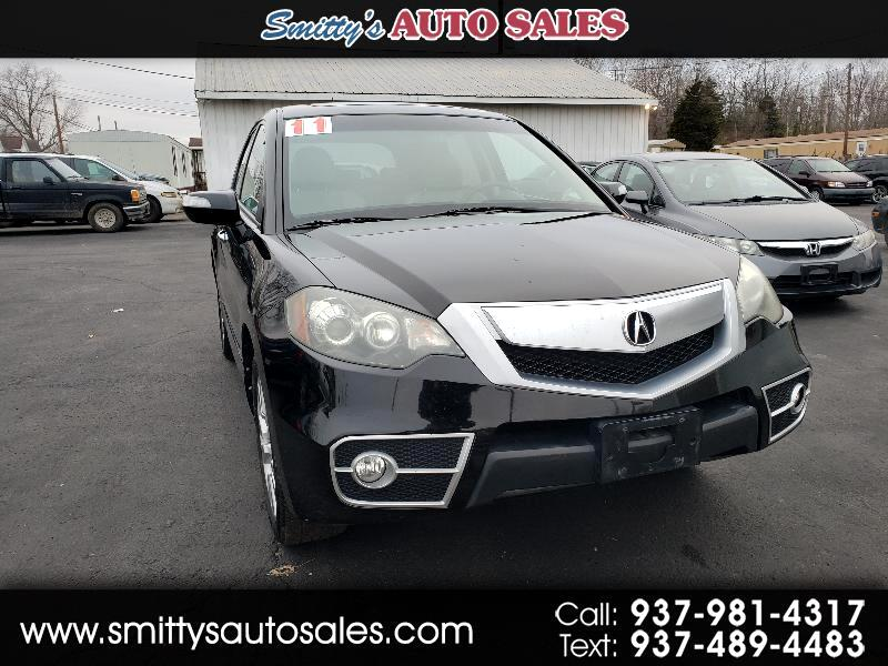 2011 Acura RDX 5-Spd AT SH-AWD