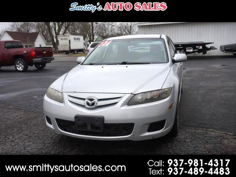 2007 Mazda MAZDA6 i Sports Sedan Value Edition