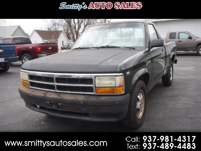 1996 Dodge Dakota WS Reg. Cab 6.5-ft. Bed 2WD