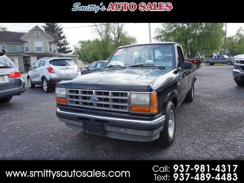 1991 Ford Ranger S Reg. Cab 2WD
