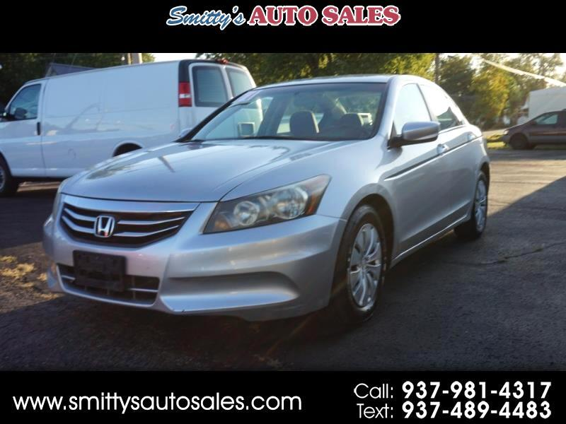 Honda Accord LX sedan AT 2011