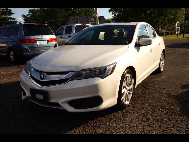 Acura ILX 8-Spd AT w/ Premium Package 2016
