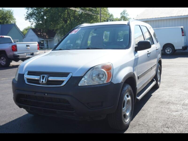 Honda CR-V LX 2WD AT 2004