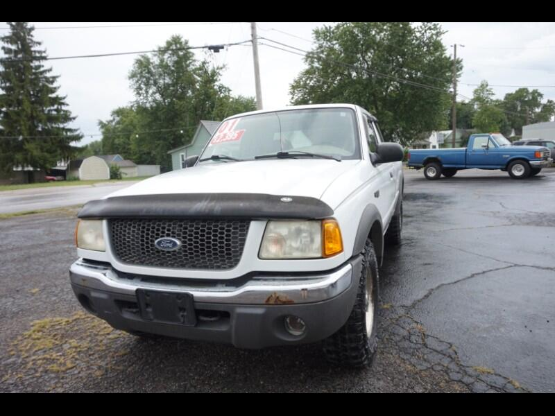 Ford Ranger XLT SuperCab 4.0 Flareside w/Off-Road 4WD 2001
