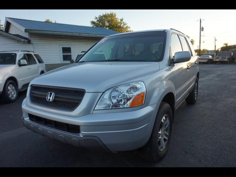 Honda Pilot EX w/ Leather 2003
