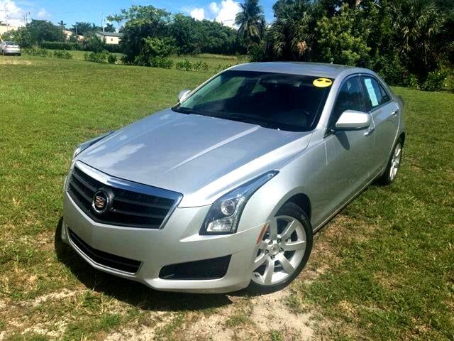Cadillac ATS 2.5L Standard RWD 2014
