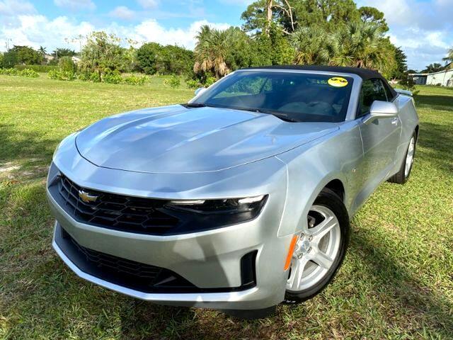 Chevrolet Camaro 1LT Convertible 8A 2019