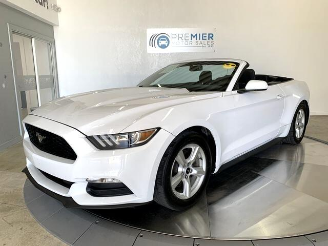 Ford Mustang V6 Convertible 2016