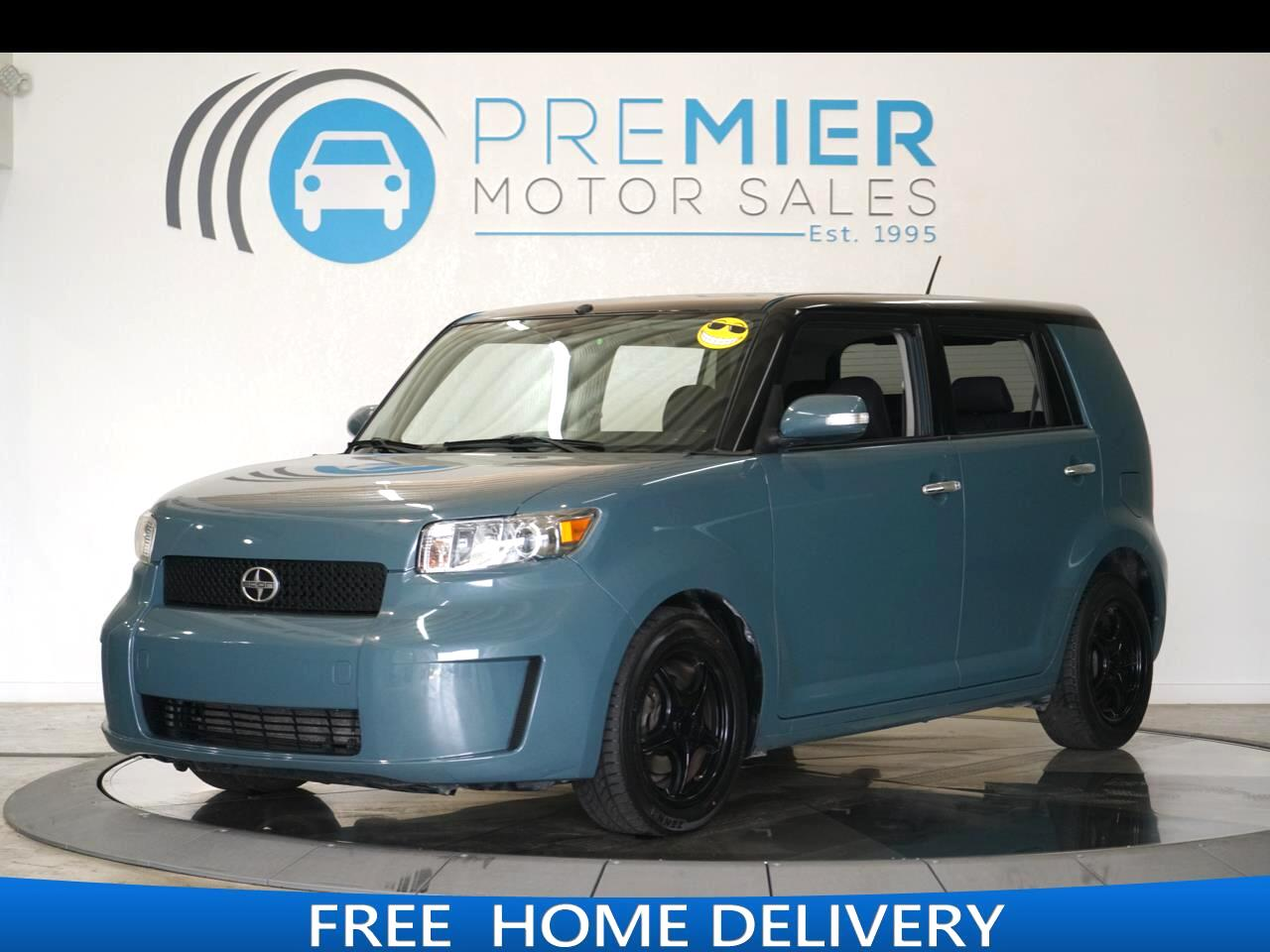 Scion xB 5-Door Wagon 4-Spd AT 2010