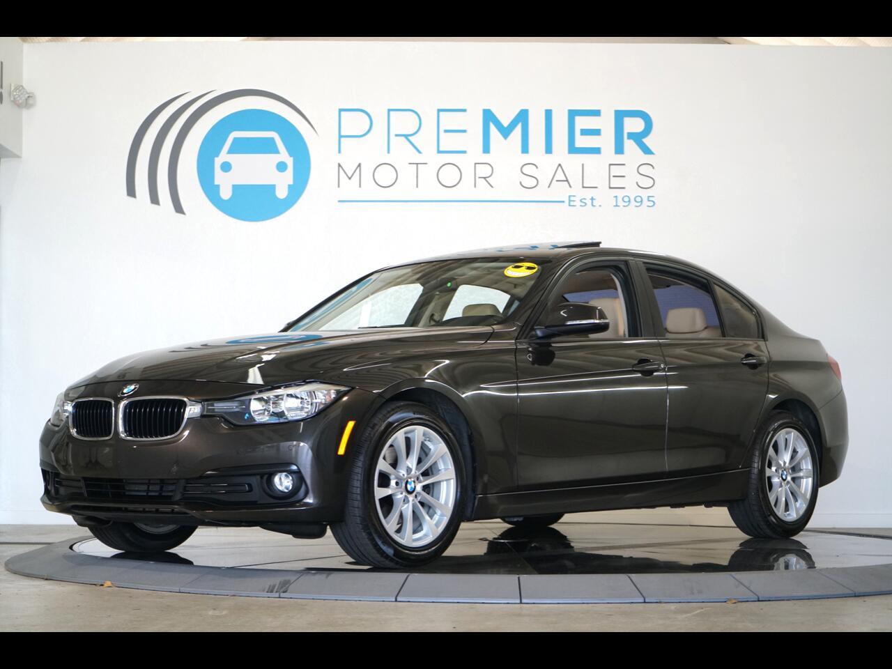 BMW 3-Series 320i Sedan 2016