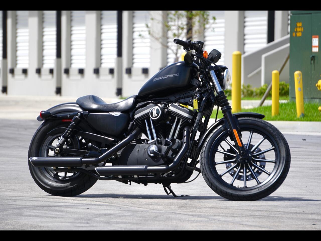 Harley-Davidson XL883N  2011