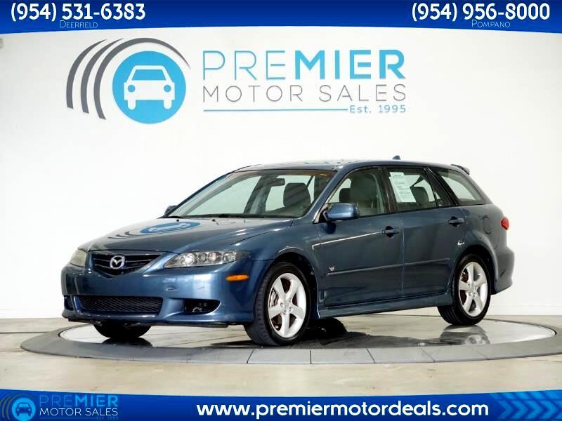 Mazda MAZDA6 Sport Wagon s 2004