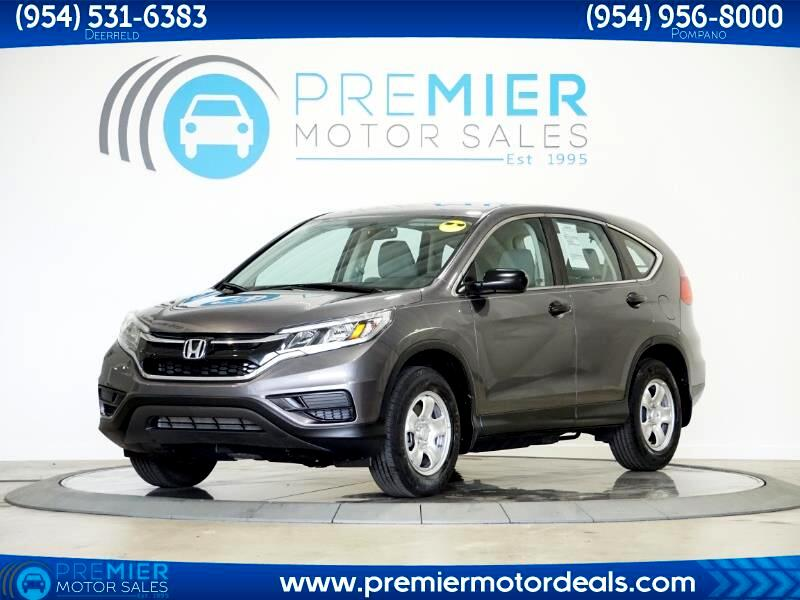 Used Honda Cr V Pompano Beach Fl