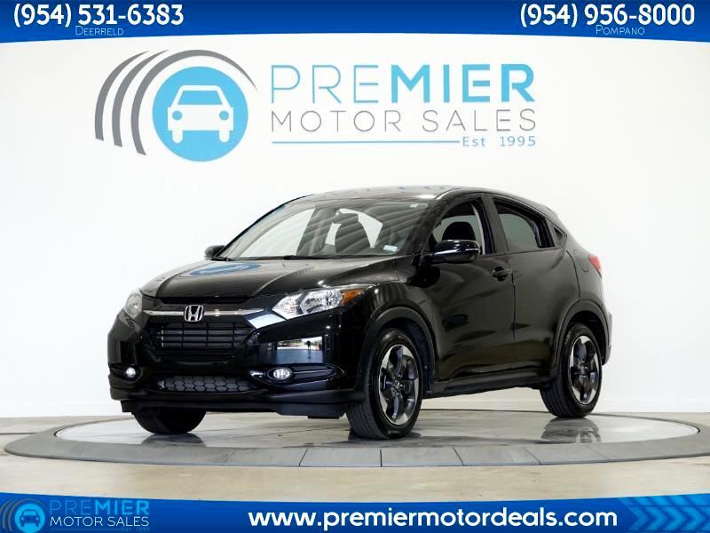 Honda HR-V EX 2WD CVT 2018