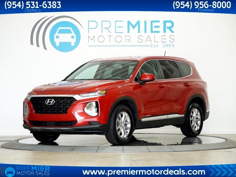 Hyundai Santa Fe SE 2.4 2019