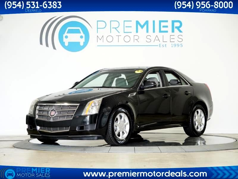 Cadillac CTS 3.6L SFI 2009