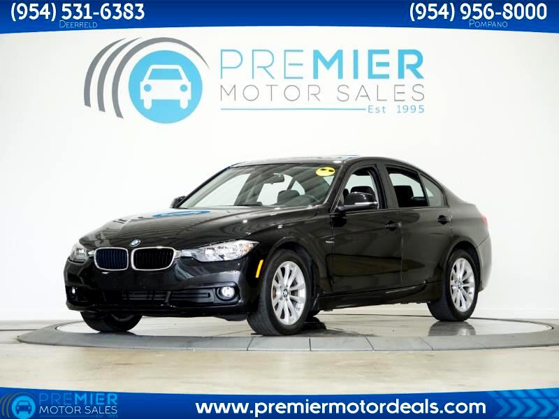 BMW 3-Series 320i xDrive Sedan 2017