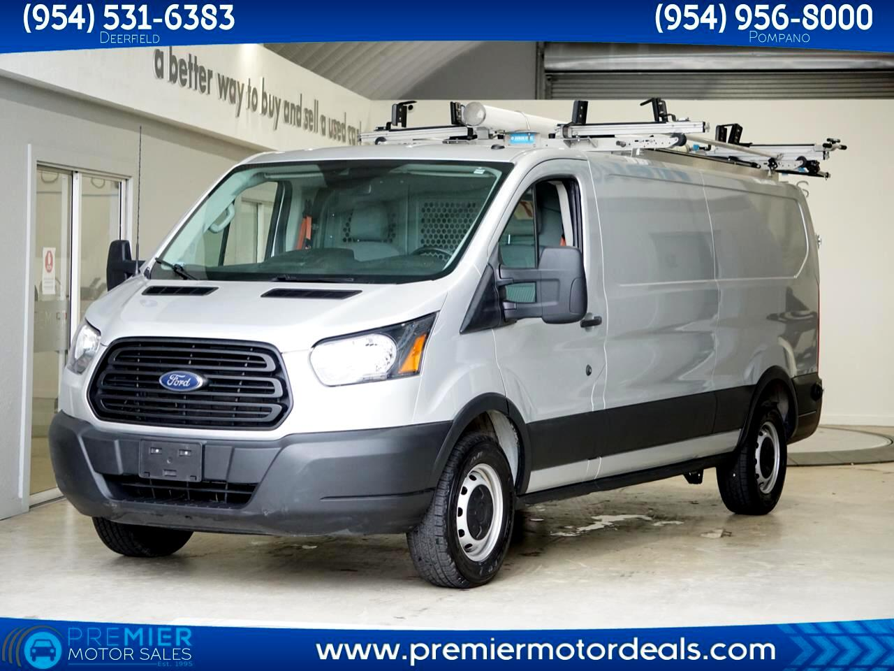 Ford Transit 150 Van Low Roof w/Sliding Pass. 148-in. WB 2019