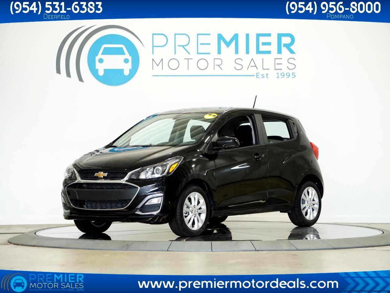 Chevrolet Spark 1LT CVT 2021