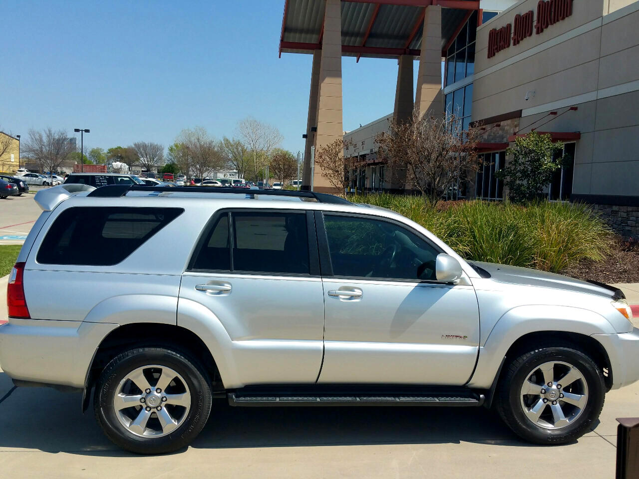 2007 Toyota 4Runner Limited 2WD