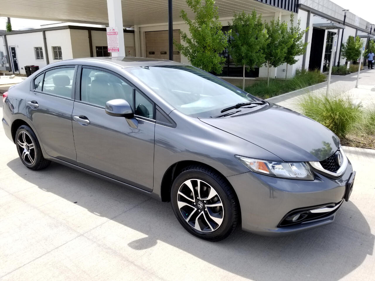 2013 Honda Civic EX-L Sedan 5-Speed AT