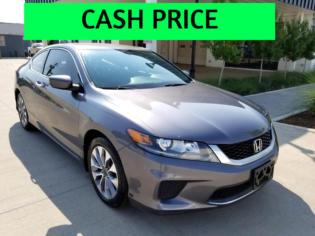 Honda Accord LX-S Coupe CVT 2015