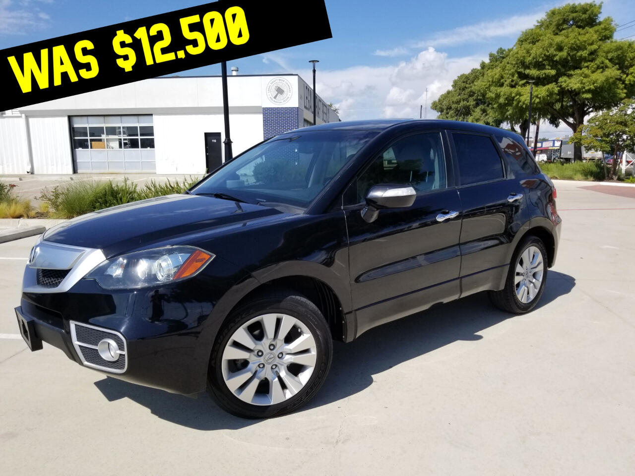 2012 Acura RDX 5-Spd AT