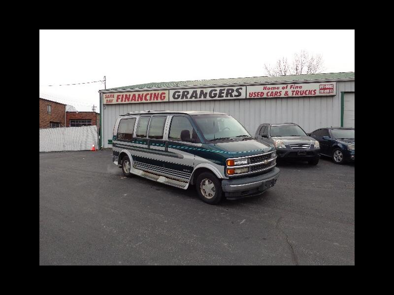 1996 Chevrolet G-Series Van G10