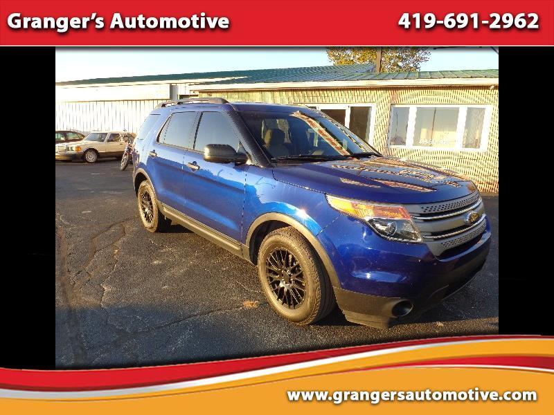 2014 Ford Explorer Base FWD