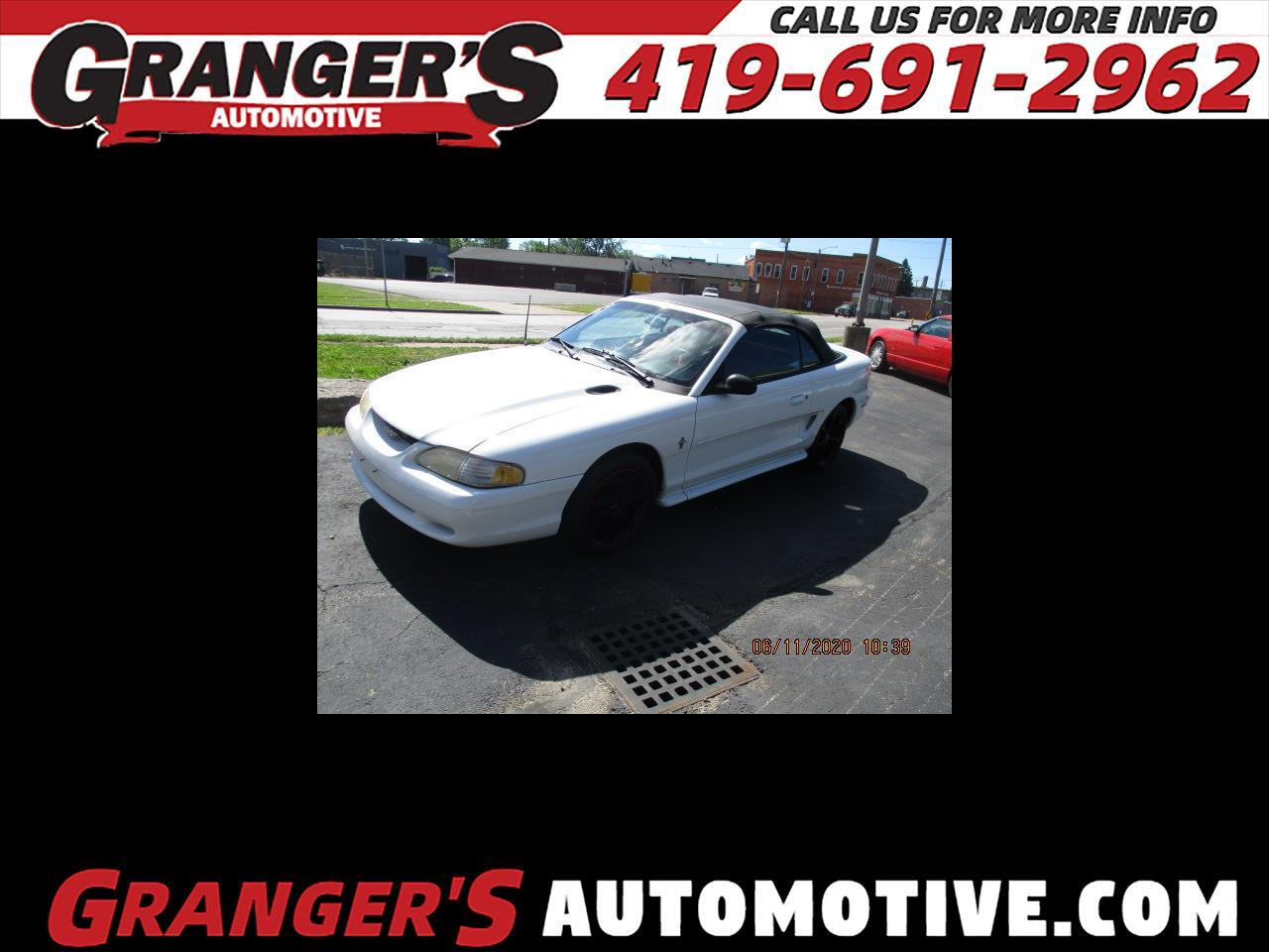 Ford Mustang 2dr Convertible 1994