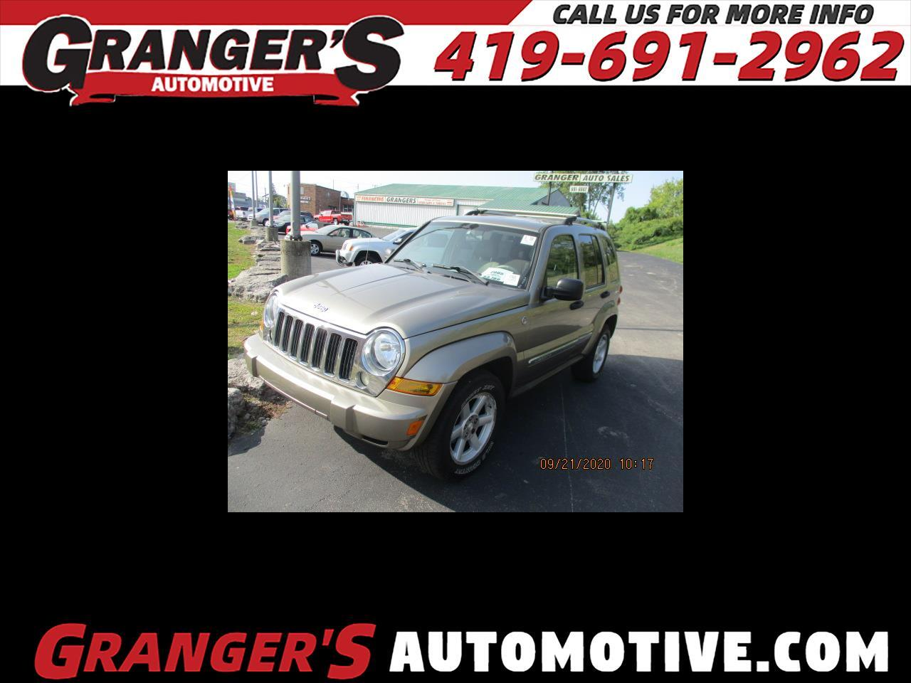 Jeep Liberty 4dr Limited 4WD 2005