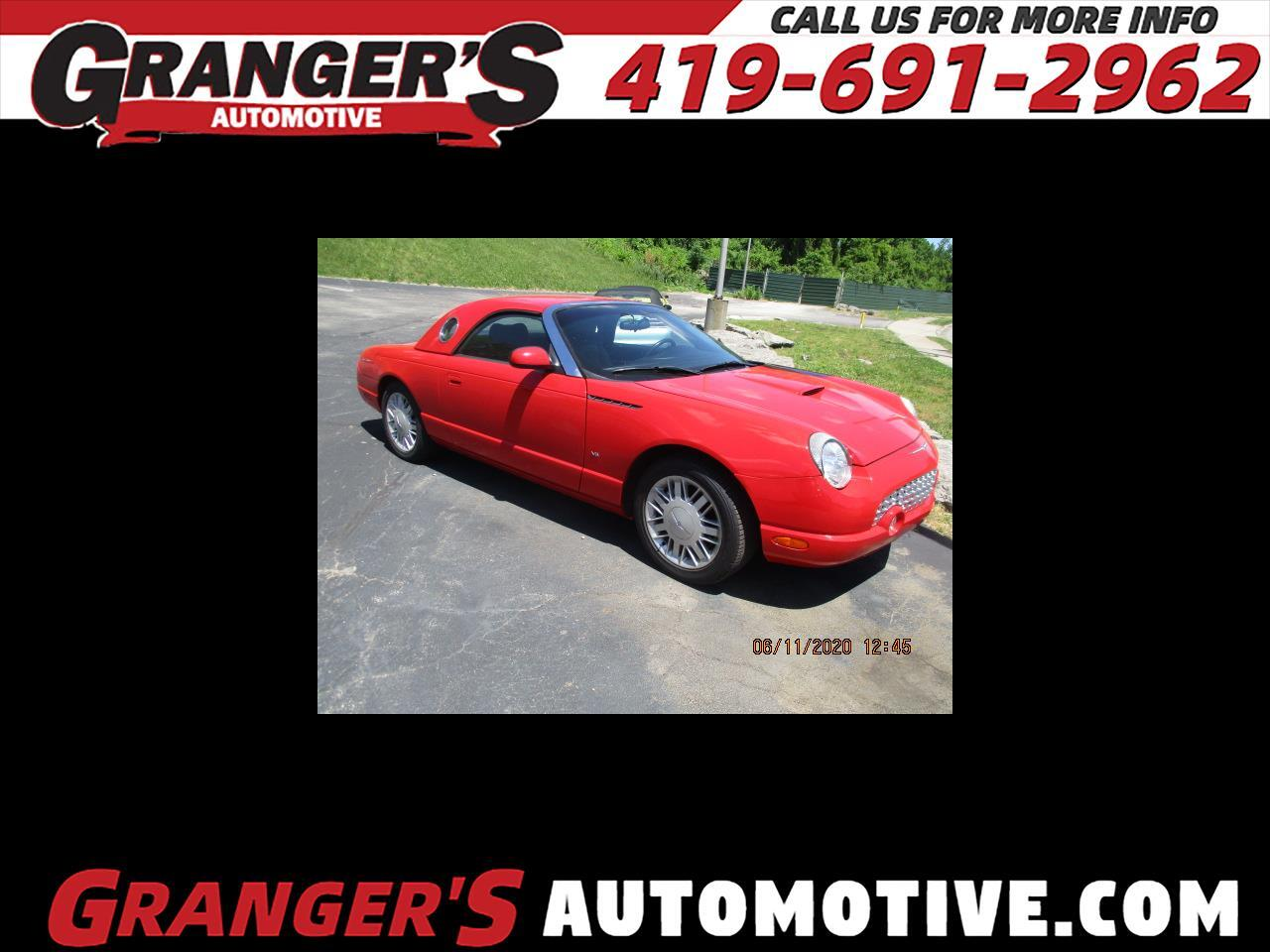 Ford Thunderbird 2dr Conv w/Hardtop Deluxe 2003