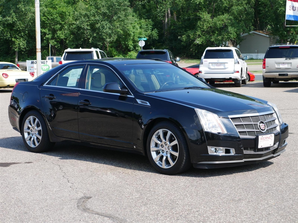 2008 Cadillac CTS 3.6L Performance