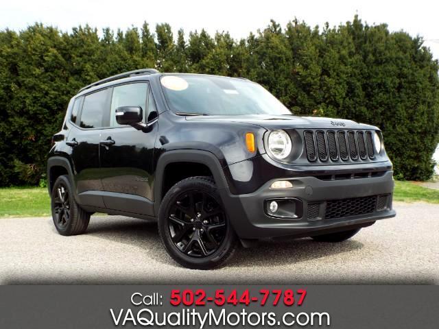 2016 Jeep Renegade Latitude 4WD