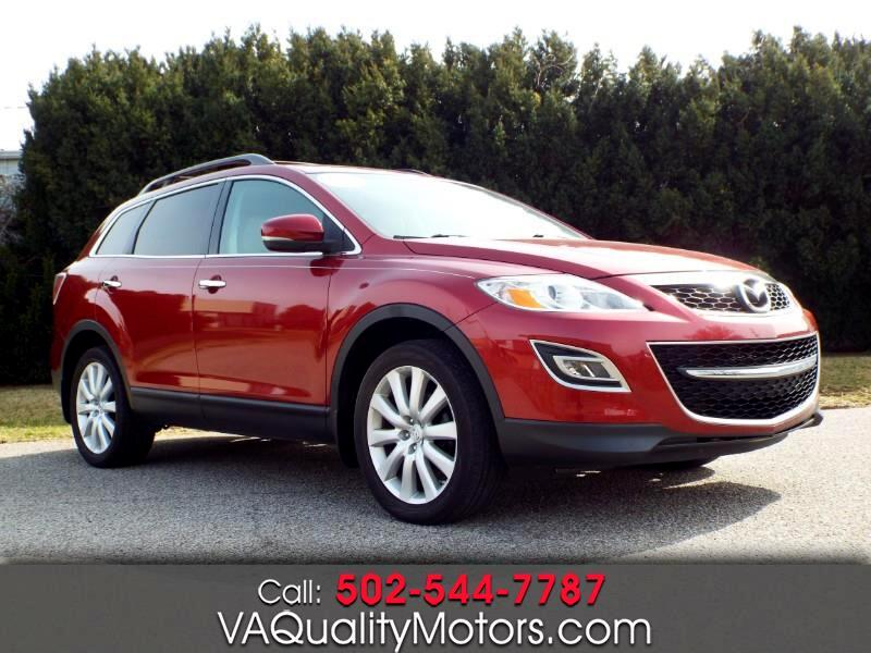 2010 Mazda CX-9 Grand Touring 4WD
