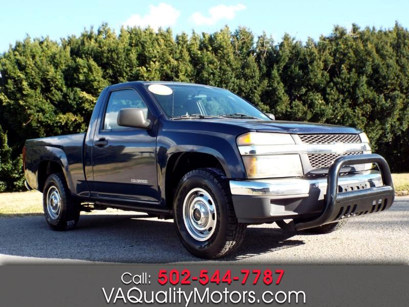 2004 Chevrolet Colorado Z85 2WD