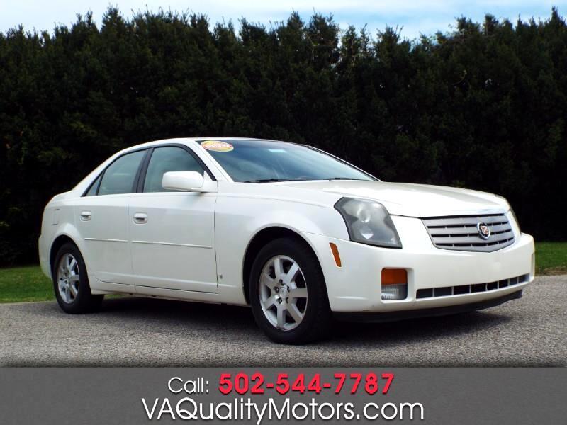 Cadillac CTS 3.6L 2006